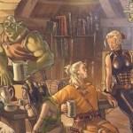 Anteprima fumetti: Minaccia all'impero. Dragonero