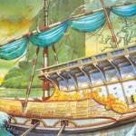 Aforismi eroici: Abraham Merritt, Il vascello di Ishtar