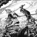 La spada infranta: il conflitto fra Mordred e Artù