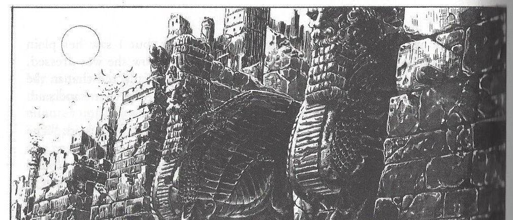 "Rileggere Robert E. Howard: ""Il fuoco di Assurbanipal"" - Serie di Cthulhu"