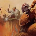 Revival sword and sorcery – JAMES ALLISON, HÉROS MÉCONNU DE ROBERT HOWARD, ET LA MÉMOIRE ANCESTRALE di Jean-Pierre Laigle