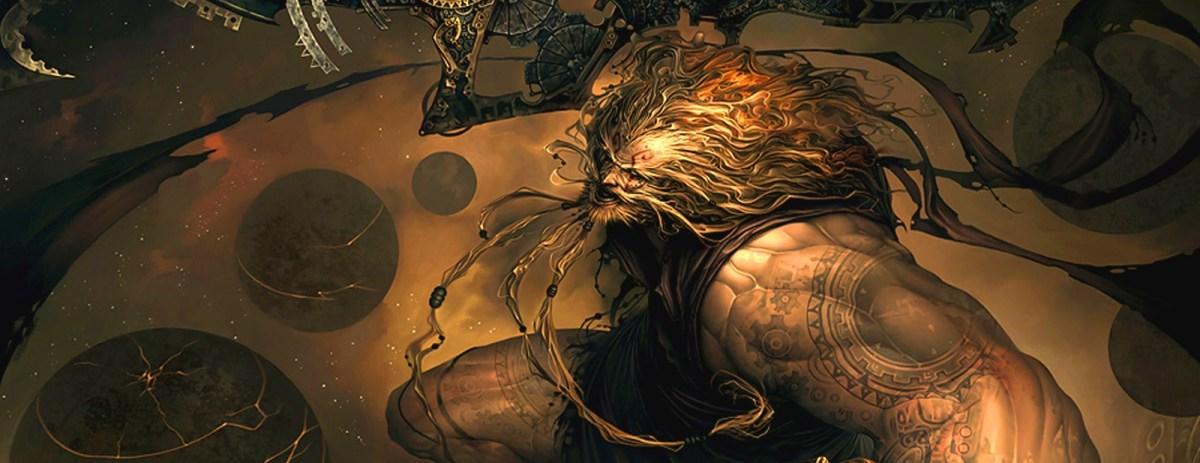 """La sapienza di Eibon - Apollo/Kronos in esilio: Ogigia, il Drago, la """"caduta"""""""