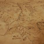 I grandi autori del fantastico – Mappe, disegni, lingue e miti… E Tolkien creò la Terra di Mezzo