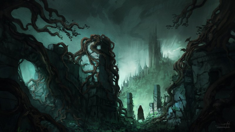 dark_fantasy_ruins_ii___w__process_time_lapse__by_jjcanvas-d9zljq9.jpg