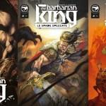 Recensione: The Barbarian King – Vol 1 Le Spade Spezzate
