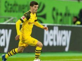 Chelsea sign Dortmund forward Christian Pulisic for £58m