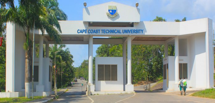 Cape Coast Technical University Invents Agric-Waste Powered Machines To Tackle Sanitation