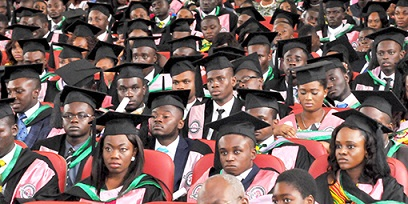 KNUST finalists protest 'expensive' graduation charges with the announcement of virtual graduation by University management