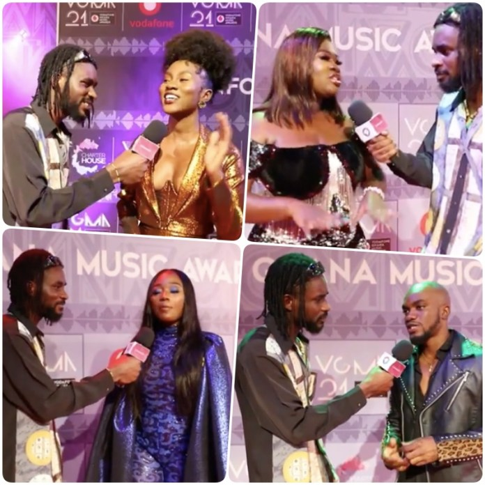 How has 2020 been for you? Top Ghanaian musicians share their experiences
