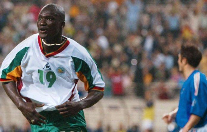 Senegalese football legend Papa Bouba Diop is DEAD .