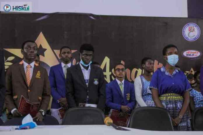 Photos from the 2020 Ashanti High School Excellence Awards