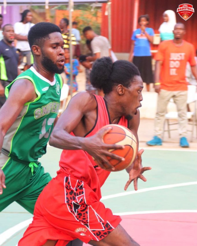 KNUST Tops Group B of 2020 UPAC Basketball Championship