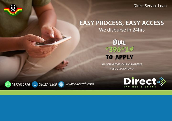12 Easy steps to register for NSS Direct Loan 1
