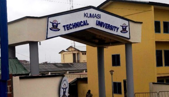 Kumasi Technical University to run virtual and face-to-face classes as schools reopen