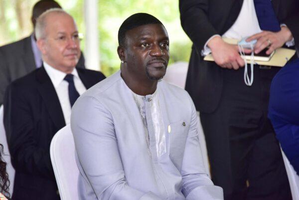 Akon to build Akon city in Uganda by 2036