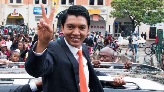 Madagascar says it foiled 'plot to kill president'