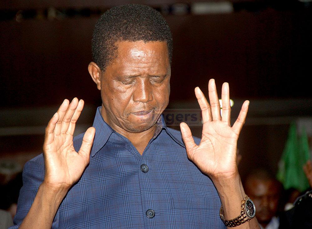 Zambia: Lungu trails rival Hichilema, questions fairness of vote