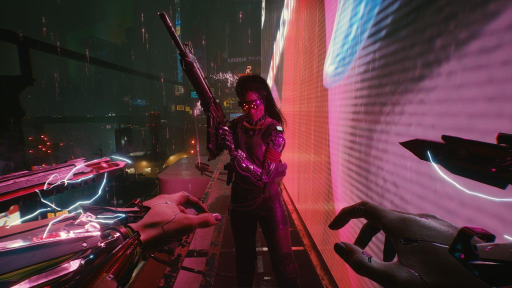 cyberpunk 2077 a retro futuristic fantasy with huge potential if you can ignore the cyberjank 2 hyperedge embed