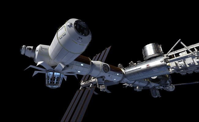 dedicated commercial human in space operations are coming sooner than you may realize hyperedge embed image