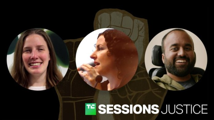 learn about the importance of accessible product design at techcrunch sessions justice hyperedge embed image