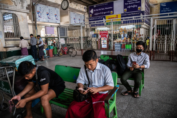 myanmar orders telecom networks to temporarily block facebook hyperedge embed
