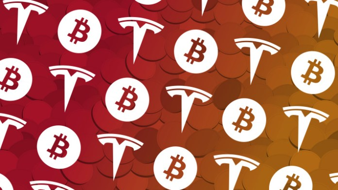 teslas bitcoin investment could be bad for the companys climate reputation and its bottom line hyperedge embed image