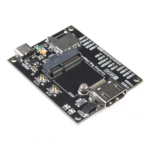 MicroMod Big Display Carrier Board