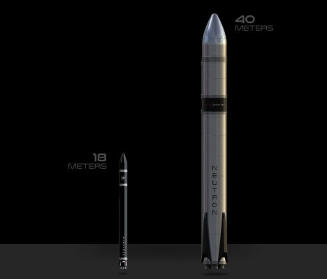 rocket lab debuts plans for a new larger reusable rocket for launching satellite constellations hyperedge embed image