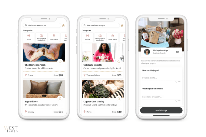 west tenths app encourages women to start home businesses not join mlms 1 hyperedge embed image