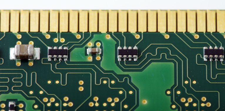 PCB gold fingers