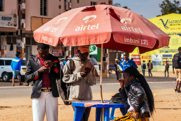 airtel africa receives 100m for its mobile money business from mastercard hyperedge embed image
