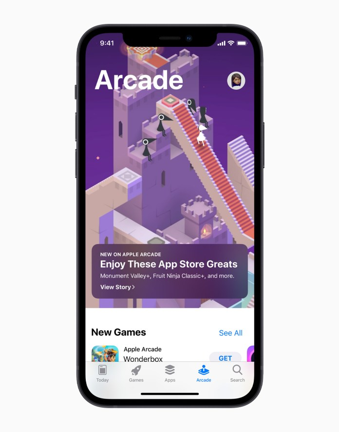 apple expands apple arcade with classic app store games hyperedge embed image