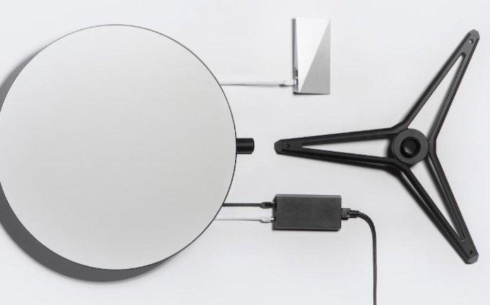 Starlink Kit of network hardware