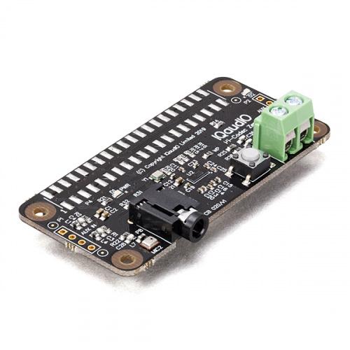 Raspberry Pi IQAudio Codec Zero