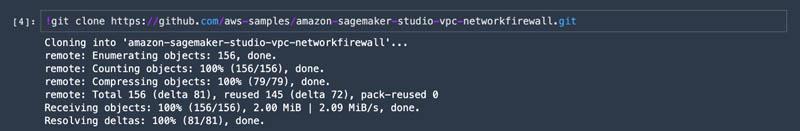 securing amazon sagemaker studio internet traffic using aws network firewall 13 hyperedge embed