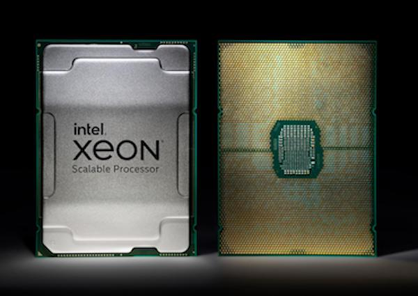 Intel's 3rd Xeon x86 Data Center Processor.