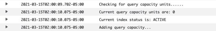 automatically scale amazon kendra query capacity units with amazon eventbridge and aws lambda 14 hyperedge embed image