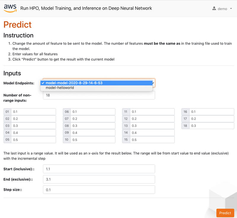 creating an end to end application for orchestrating custom deep learning hpo training and inference using aws step functions 7 hyperedge embed