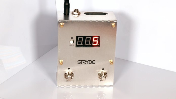 stryde is an arduino nano every powered midi preset loader hyperedge embed image