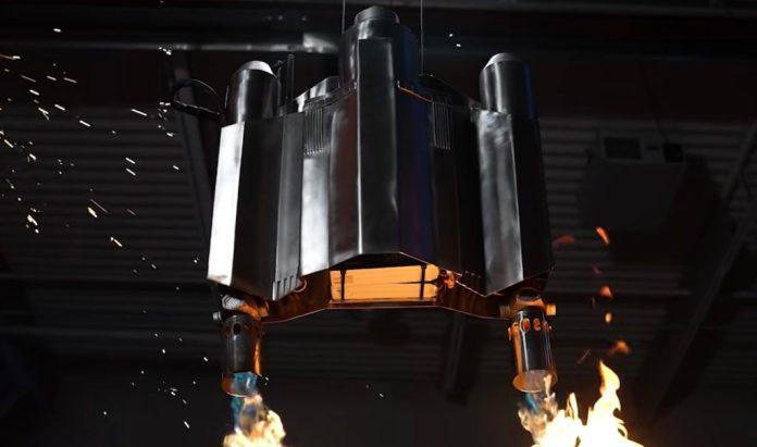 the hacksmith team made a mandalorian jetpack using arduino hyperedge embed image