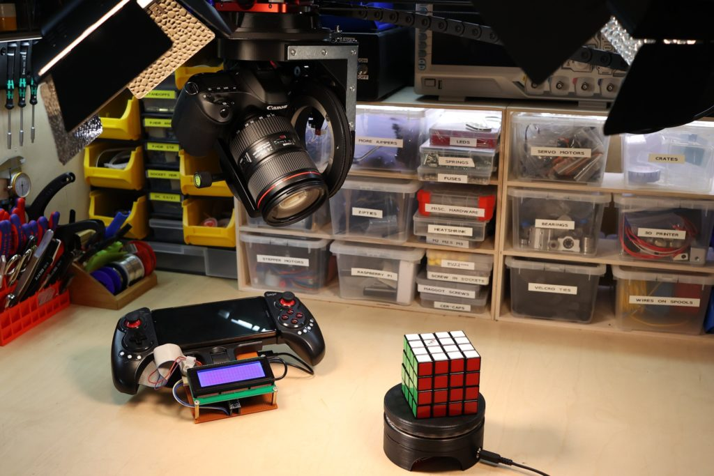 this low cost motion control rig helps capture high quality shots hyperedge embed