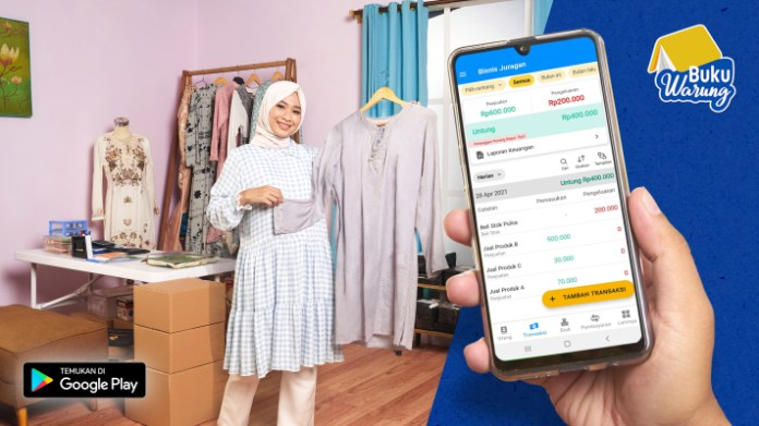 bukuwarung a fintech for indonesian msmes scores 60m series a led by valar and goodwater hyperedge embed image
