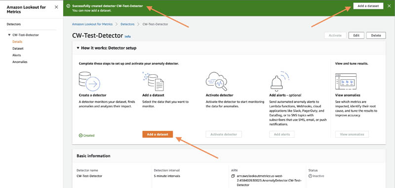connect to your amazon cloudwatch data to detect anomalies and diagnose their root cause using amazon lookout for metrics 4 hyperedge embed image