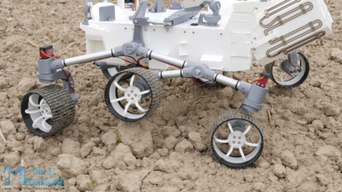 diy perseverance rover replica looks and moves like nasas hyperedge embed image