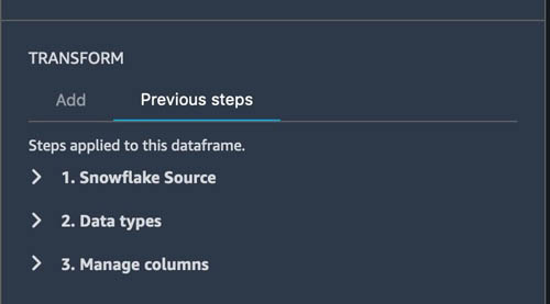 prepare data from snowflake for machine learning with amazon sagemaker data wrangler 14 hyperedge embed image