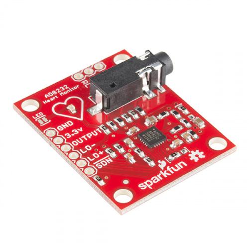 SparkFun Single Lead Heart Rate Monitor - AD8232
