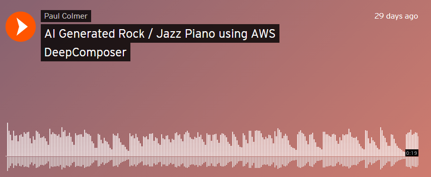 generate a jazz rock track using aws deepcomposer with machine learning 6 hyperedge embed image