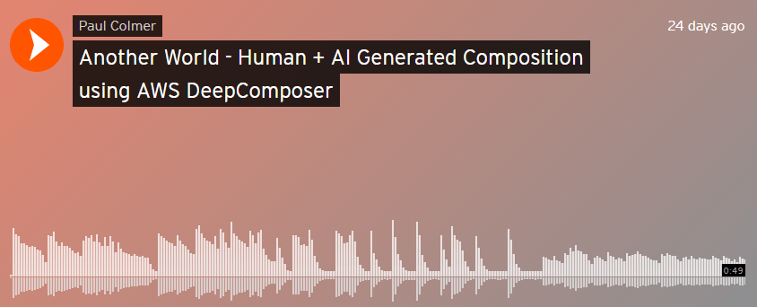 generate a jazz rock track using aws deepcomposer with machine learning 7 hyperedge embed image