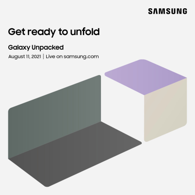 samsung will announce new foldables on august 11 hyperedge embed image