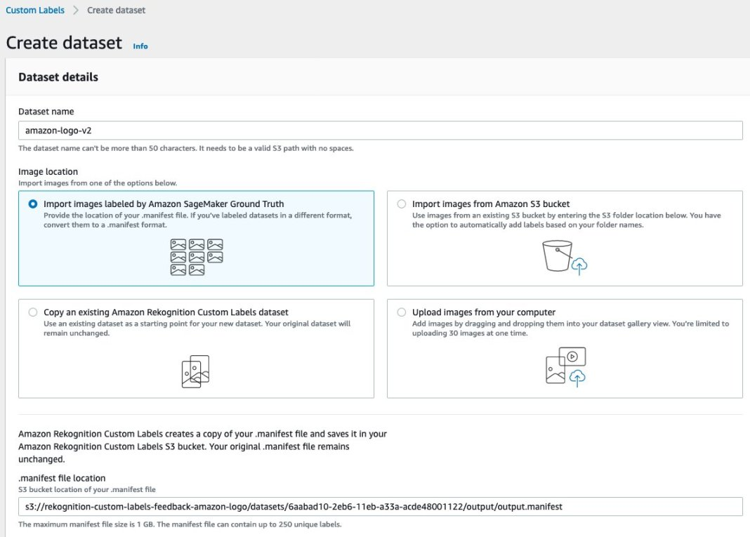 simplify data annotation and model training tasks with amazon rekognition custom labels 14 hyperedge embed image